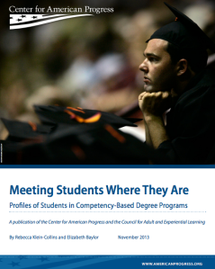 Meeting Students Where They Are Report
