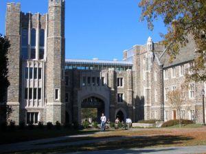 Bostock Library at Duke University