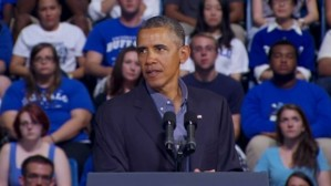 Obama College Speech