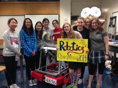Sakowitz's Robotics Team