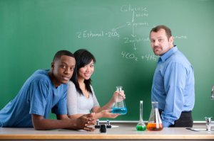 Students in STEM